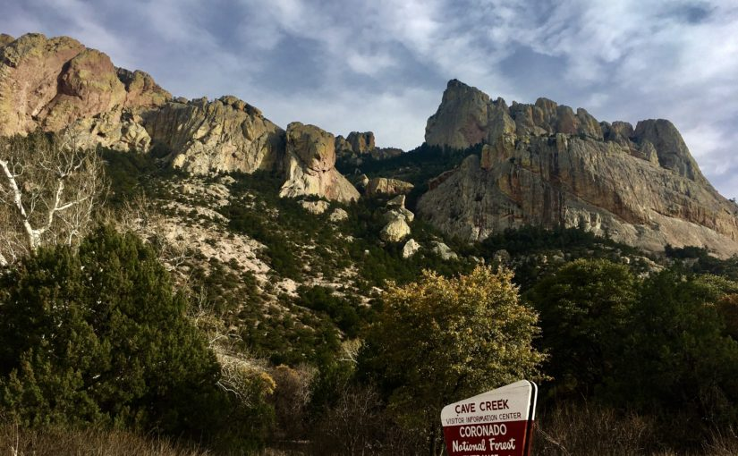 Cave Creek Canyon Paradise