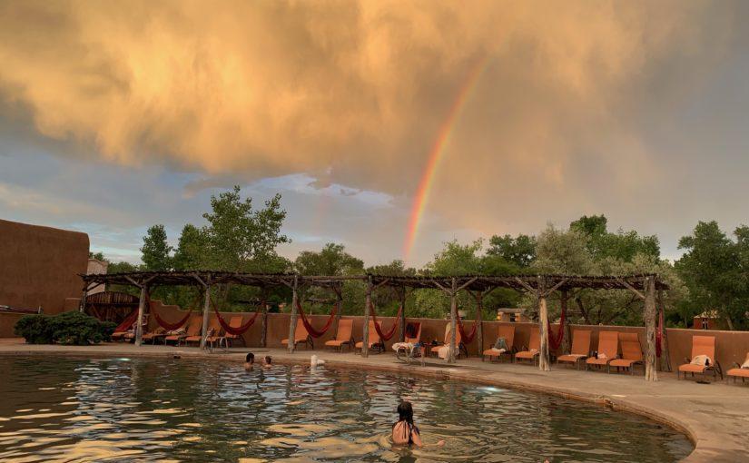 Legendary Healing Waters of Ojo Caliente New Mexico